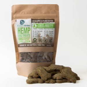 Gâteries CannaBrina Stress & Anxiety Relief pour chiens